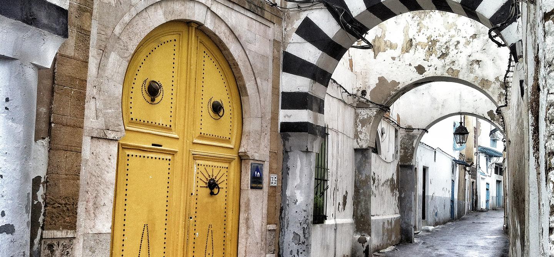 hostel in tunisia